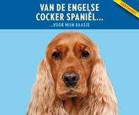 Engelse Cocker Spaniel Cadeauset