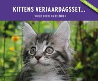 Kittens - Verjaardagsset