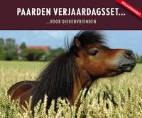 Paarden - Verjaardagsset