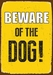 Beware Of The Dog - Blik